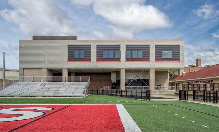 Northside High School Fine Arts Expansion