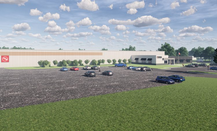 American Axle Plant and Office Expansion