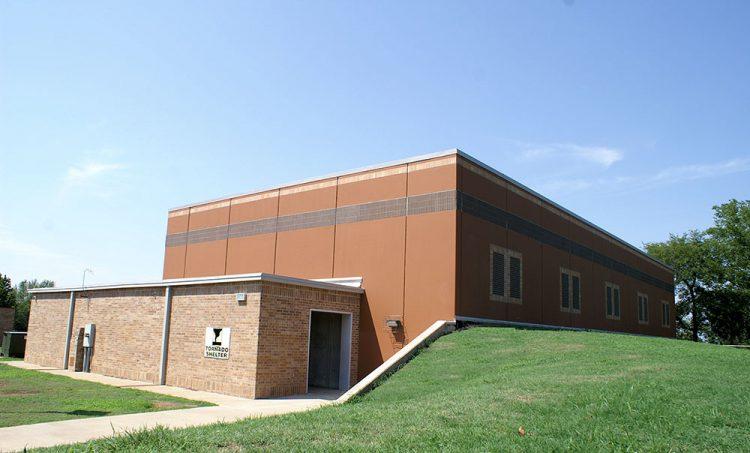 Cook Elementary School Tornado Shelter