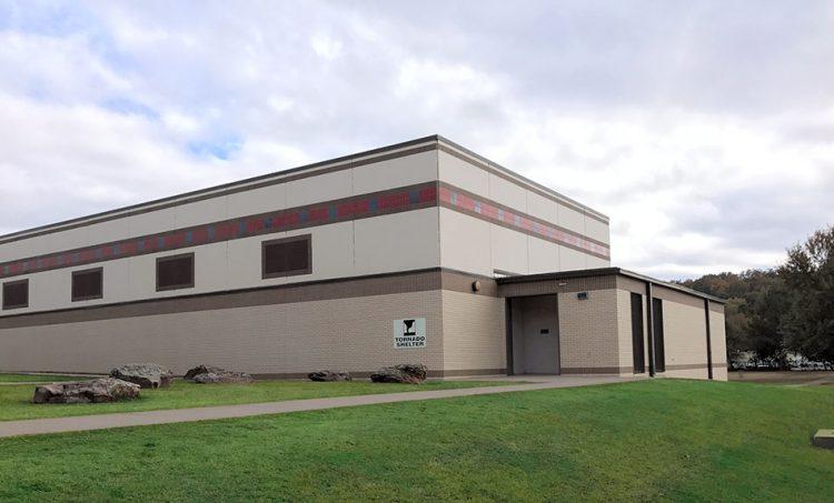 Fairview Elementary School Tornado Shelter