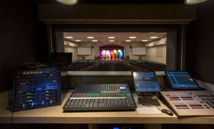 Northside High School Auditorium Upgrades