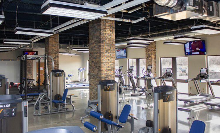 USA Truck Fitness Center