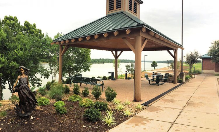 Greg Smith River Walk Trail and Pavilion